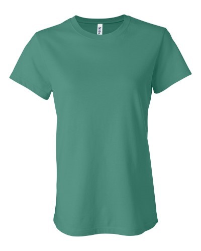 Ladies' Short Sleeve Jersey T-Shirt - 6000