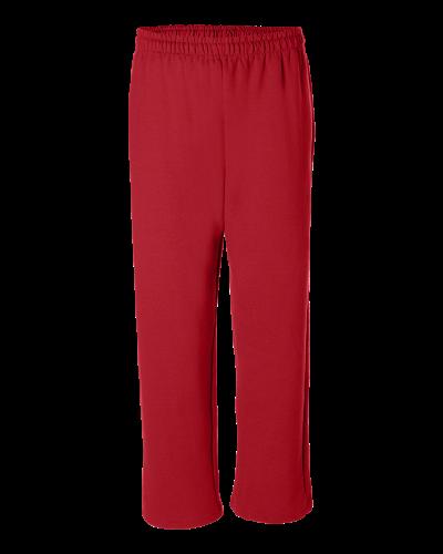 Heavy Blend™ Open Bottom Sweatpants - 18400