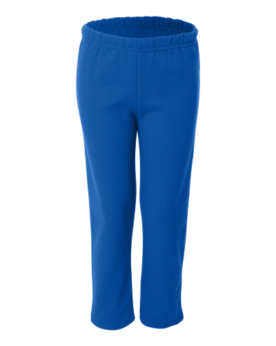 Youth Heavy Blend™ Open Bottom Sweatpants - 18400B