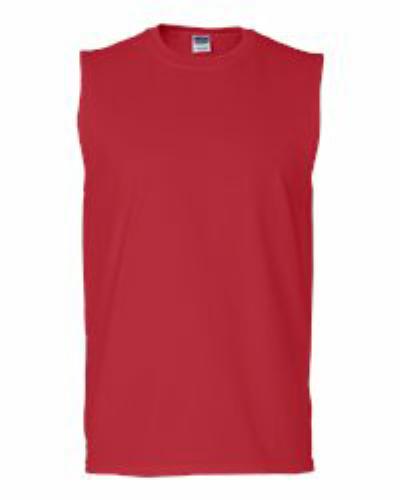 Ultra Cotton™ Sleeveless T-Shirt - 2700