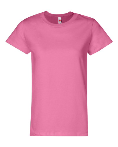 Hanes Ladies' ComfortSoft® Heavyweight T-Shirt - 5680