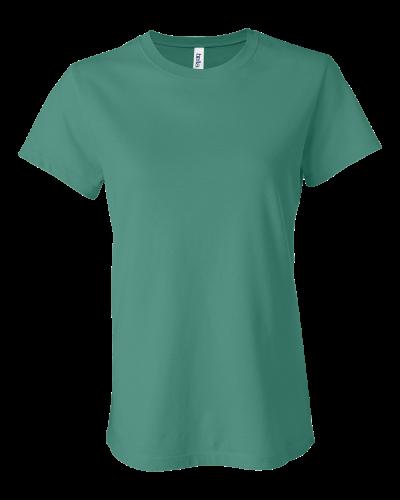 Ladies' Short Sleeve Jersey T-Shirt - 6000