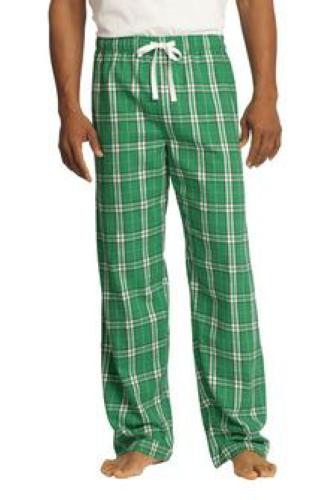 District Young Mens Flannel Plaid Pant - DT1800