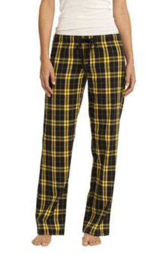 District Juniors Flannel Plaid Pant - DT2800