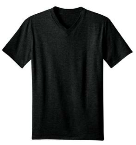 District® - Young Mens The Concert Tee™ V-Neck - DT5500