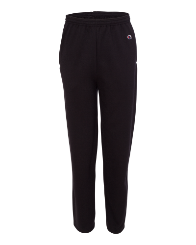 Eco Open Bottom Sweatpants with Pockets - P800