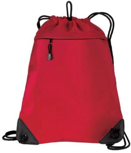 Port Authority  Improved Cinch Pack with Mesh Trim - BG810