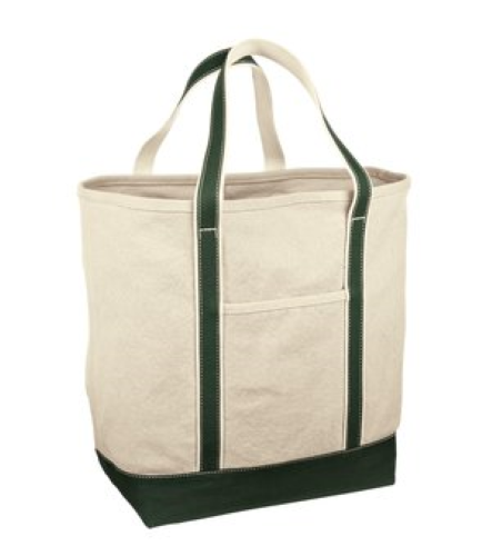 Red House Large Heavyweight Canvas Tote - RH35