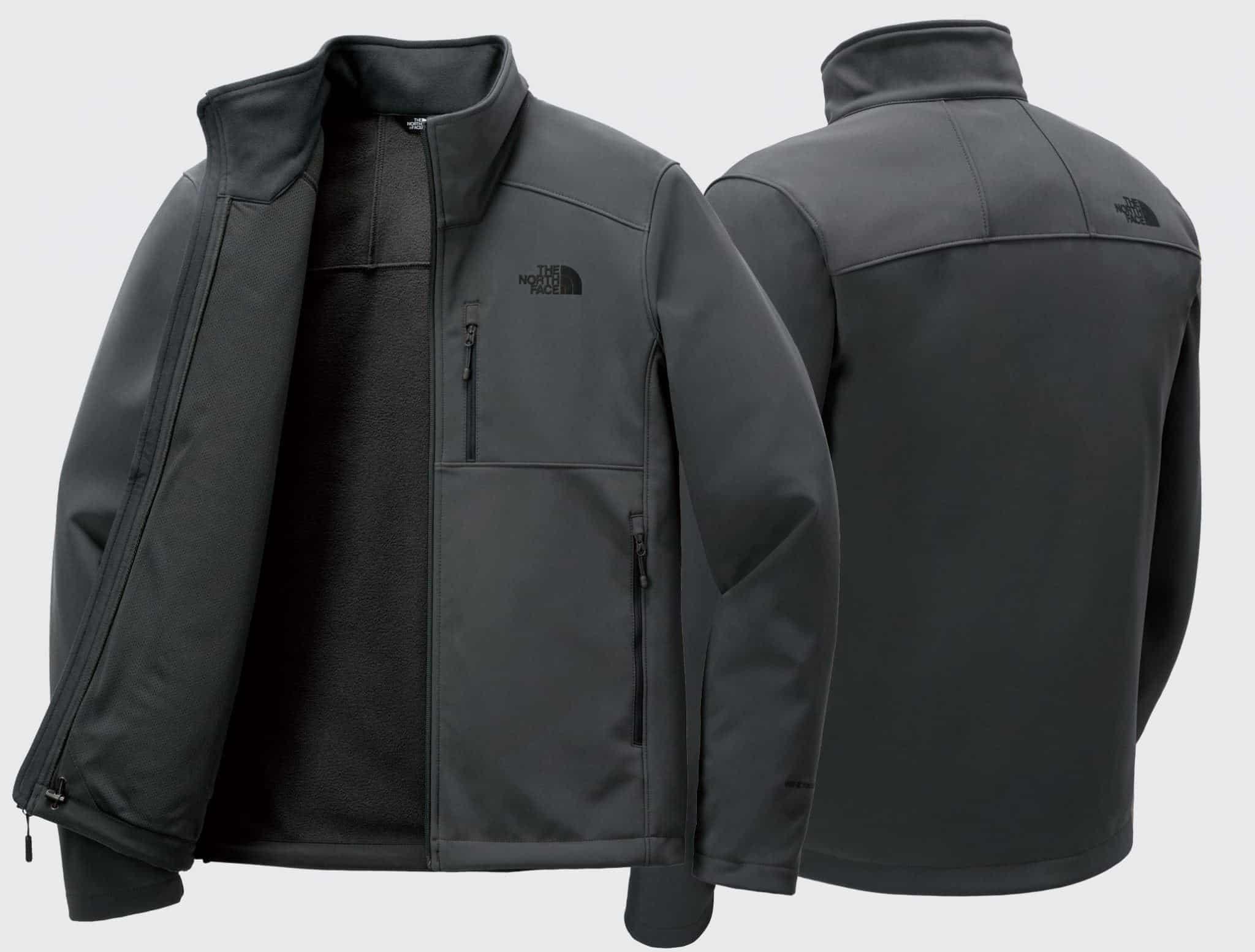 Custom North Face Jackets – WindWall