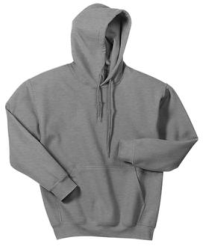 Gildan Youth Heavy Blend Hooded Sweatshirt - 18500B