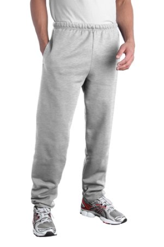JERZEES SUPER SWEATS Sweatpant with Pockets - 4850MP