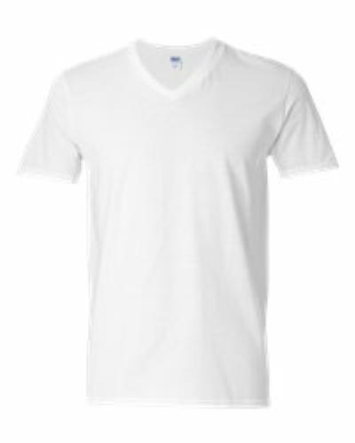 Softstyle V-Neck T-Shirt - 64V00