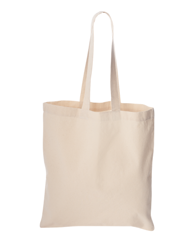 Branson Cotton Canvas Tote - 8502