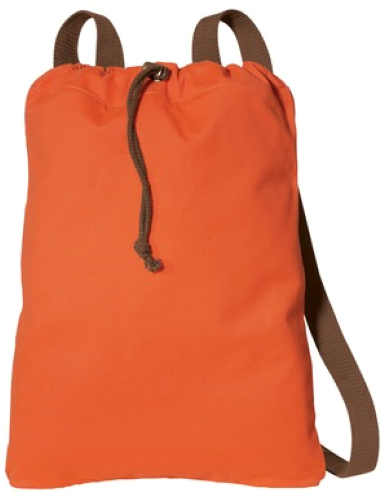 Port Authority Canvas Cinch Pack - B119