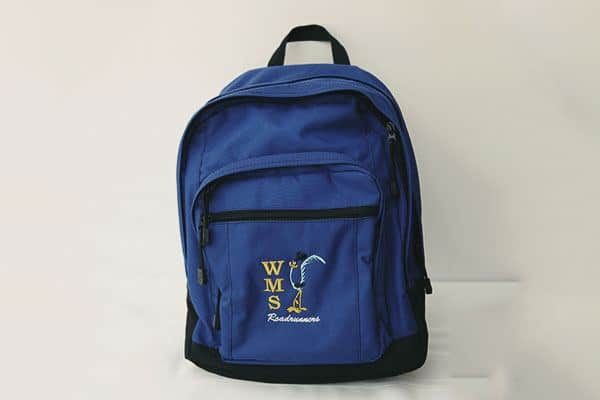 Promotional bags online example